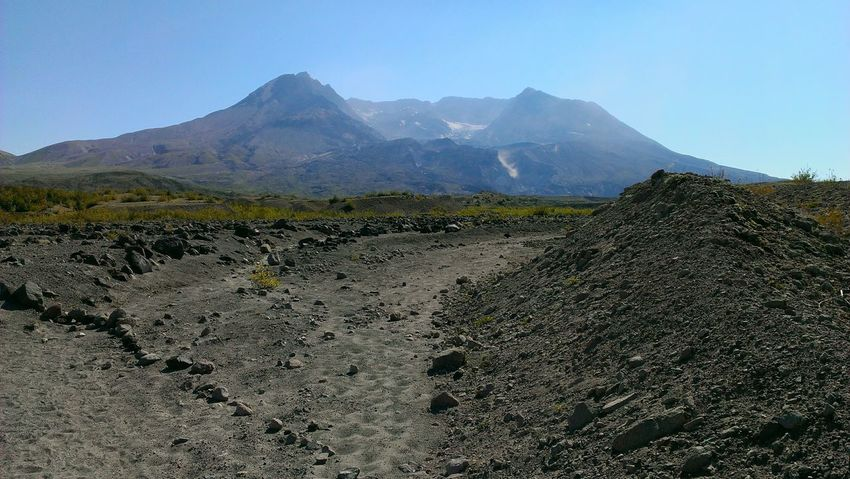 Mt. St. Helens  Nature Hiking