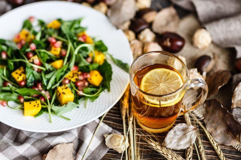 Autumnal food