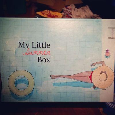 Box trop dar! ? Mylittlebox Été Summer