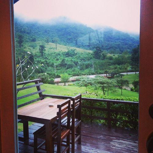 View แบบนี้ พรุ่งนี้จะต้องตื่นเช้ามาชมหมอก เทือกเขาตะนาวศรี สวนผึ้ง หนาวแล้ว Awesomegetaway Thailand Work & Travel