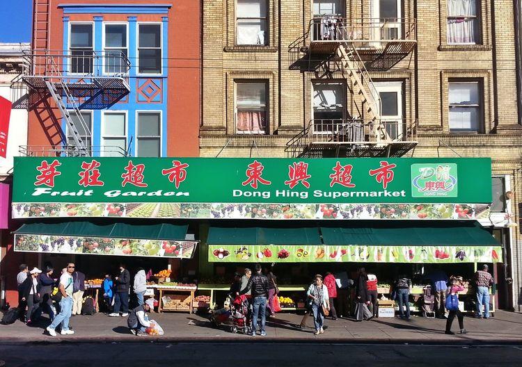 Stockton Street... Chinatown San Francisco Chinatown San Francisco Global EyeEm Adventure - San Francisco