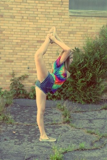 Scorpion Flexible Girl Tiedye