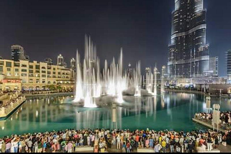 EyeEm Nature Lover Instagood Instagramhub Show Water Fountain Dubai Fountain Artistic Photo