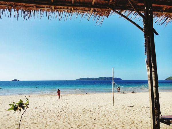 Nacpan Beach Palawanadventures