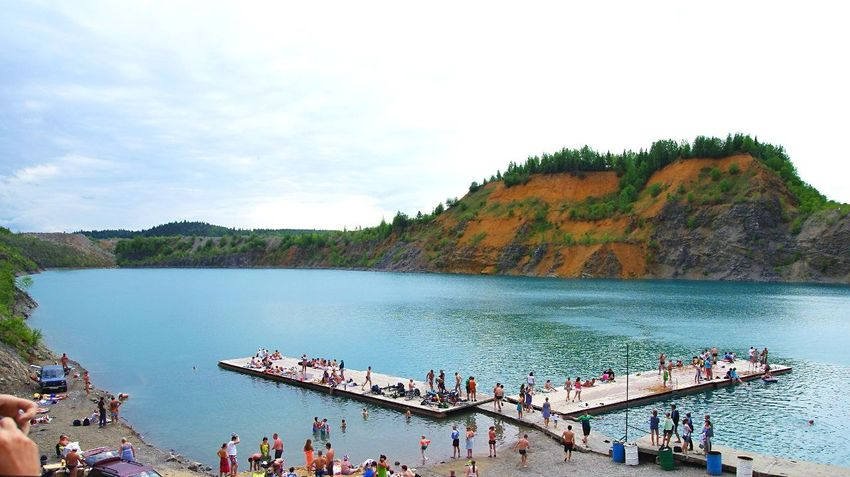 Blue Lake Russia Ural EyeEm Nature Lover OpenEdit Traveling Eye Em Best Shots Nature_collection Nature Travel