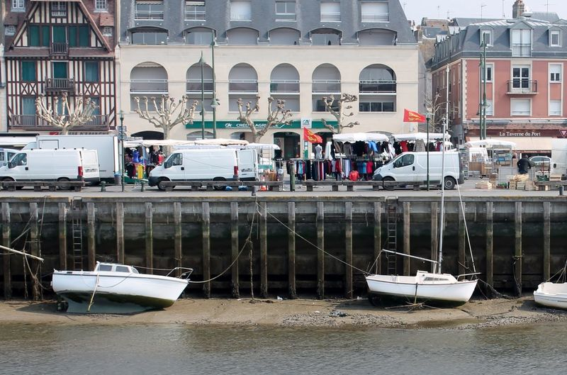 Marketplace Ships Ebbe Normandie EyeEm Gallery Eye4photography  Taking Photos Open Edit Trouville, Deauville