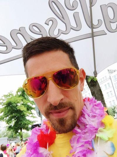 Schlagermove Hamburg Parade Selfie ✌ ThatsMe Party