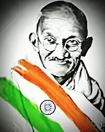 Mahatma Gandhi Extraordinary People Bapu Father Of My Nation The Man Who Gave Us A Nation To Live In. Leadership Responsibility