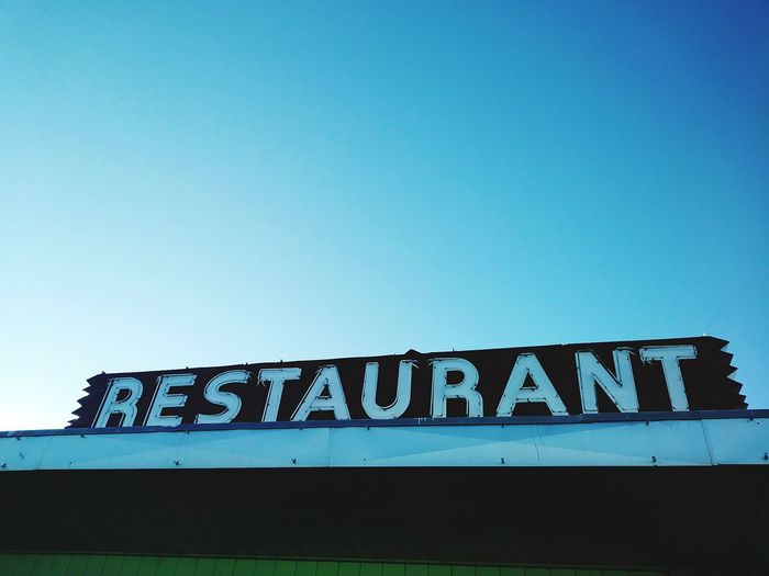 coffee rendezvous Restaurant Signs Signs Coffee Places American Restaurant Decor Restaurant Sign Clear Sky Eat Placestoeat First Eyeem Photo