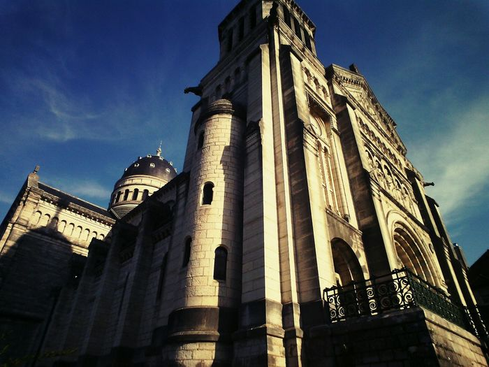 Basilique De Saint Ferjeux Basilique Besancon