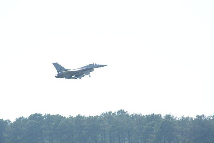 F16 Airplane
