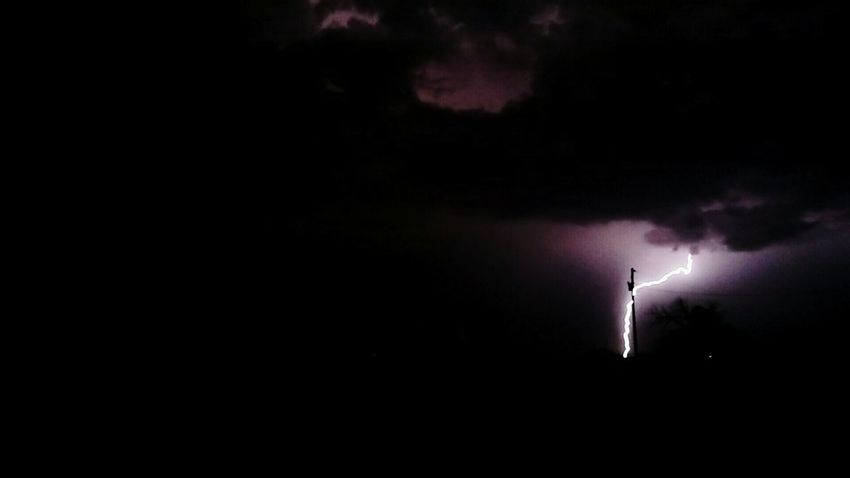 Night Illuminated Dark Sky Tranquility Tranquil Scene Scenics Nature Electric Light High Section No People Spire  Atmospheric Mood Cloud - Sky Dramatic Sky Majestic Beauty In Nature