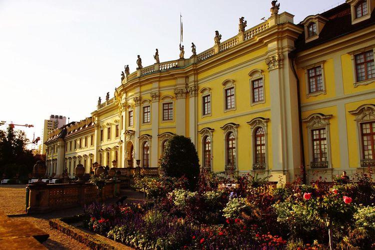 Barockgarten Barockschloss Schloss Ludwigsburg Schloss EyeEmNewHere History Flowering Plant Built Structure Architecture Travel Destinations