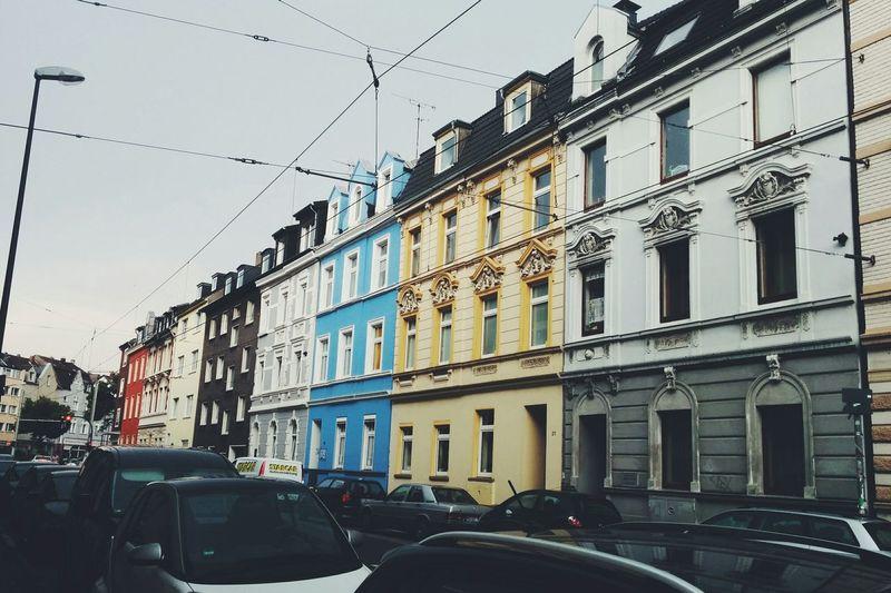 Architecture Stadtessen Ruhrgebiet