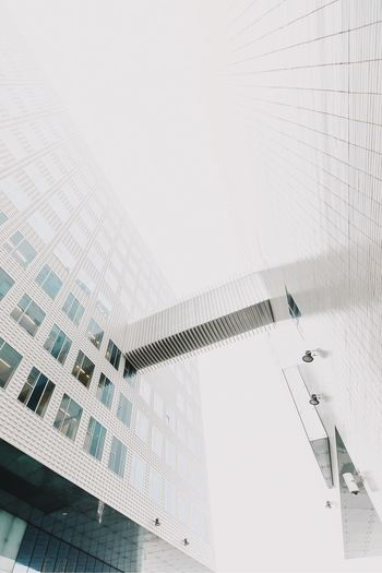 Office Built Structure Architecture Building Exterior No People Day Nature Building Sky Low Angle View Pattern Tall - High Skyscraper Copy Space Clear Sky Travel Transportation City Tranquil Scene Outdoors