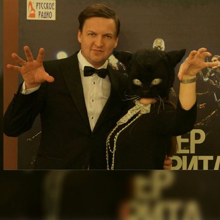 Мастер и Маргарита. Мюзикл в Санкт-Петербурге. Hello World