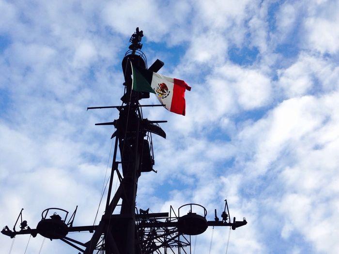 Ahora si, la última del museo naval de Veracruz Mexican Navy Museum !!! Hermoso lugar, rico clima