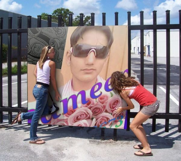 Sameer khan i love you