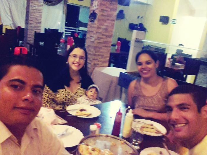 Noite com amigos!!