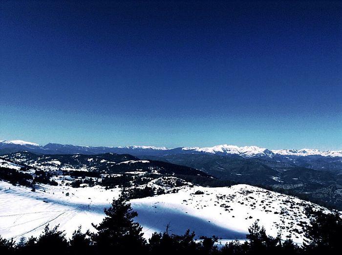 Belle balade a la montagne