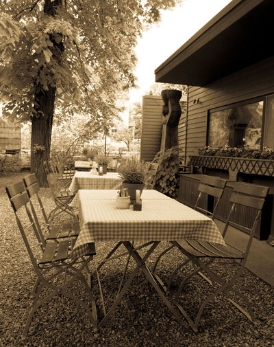 Beer Beer Time Beergarden  Biergarten Biergartensaison Biergartenzeit Chair Chill Chilling Chilling Out Chilling ✌ Day German Gemütlichkeit German Gemütlichkeit Live For The Moment  Live For The Story No People Outdoors Relax Relax Time  Relaxing Sepia Sepia Photography Sepia_collection