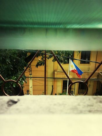 World Outside My Window Philippine Flag Enough Siesta