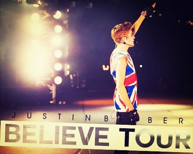 Believe Tour Is Comming♥