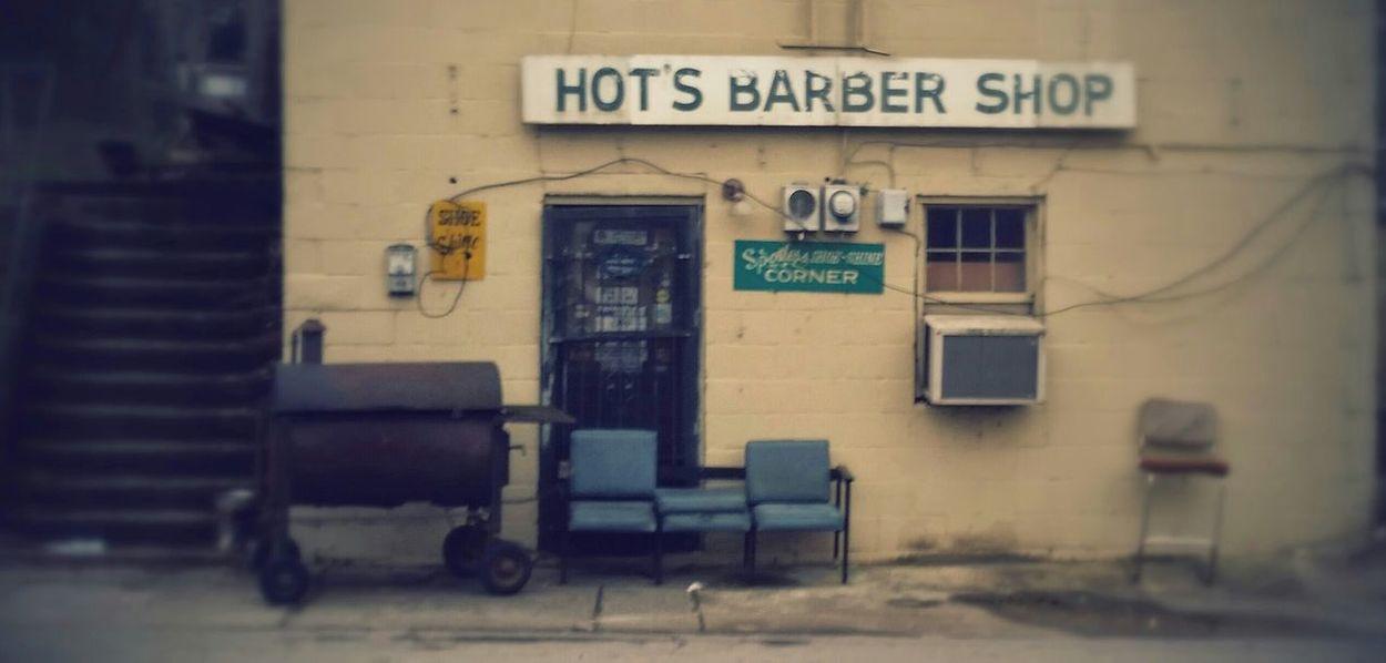 Greenville, ga - Hot's Barber Shop Barbershop