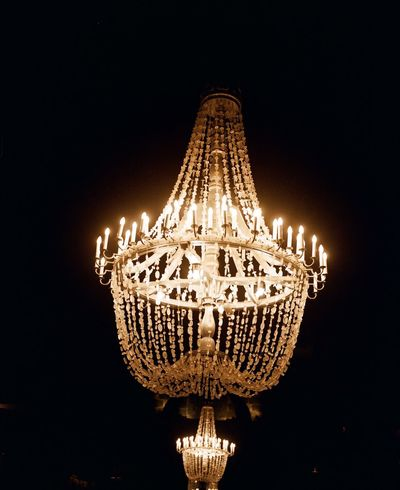 Analogue Film Lights Poland Travel Wieliczka Salt Mine Chandelier Krakow