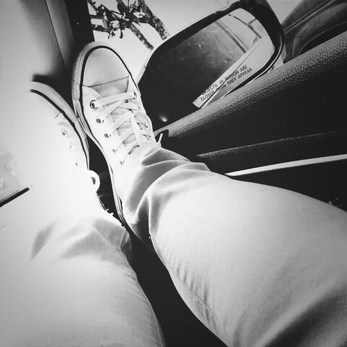 Chucks For The Day