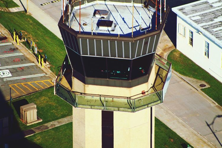 Control tower Day Built Structure Architecture Outdoors Building Exterior Aerialview Aviation Photography ATL Atlanta, Georgia Tourism Aerial View Aviationphotography Tall - High Travel Destinations Sky Architecture Modern Tower Tall High Angle View High Section Glass Aviation Flight Flight ✈