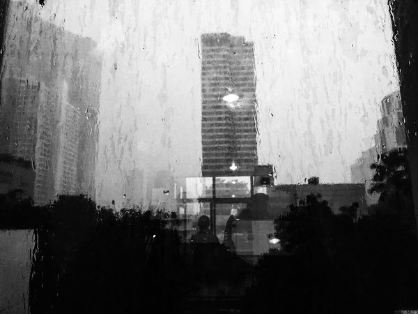 And by morning, gone was any trace of you, I think I am finally clean - TaylorSwift Architecture Window Rain Rainy Days Raindrops Song Lyrics Taylor Swift Photography EyeEm EyeEm Gallery The Week Of Eyeem Eyeemthailand Taking Photos Bangkok EyeEm Thailand Thailand People Of EyeEm IPhoneography Weather Thunderstorm Raining Day Raining Season Blackandwhite Blackandwhite Photography Black & White