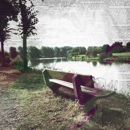 Park Bench Bench Nienburg River Weser Picoftheday Hipstamatic GERMANY🇩🇪DEUTSCHERLAND@ Germany Water Nature Outdoors Travel Beauty In Nature 2016