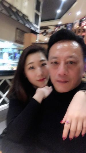 With Zita Babe in Beijing, Chins Pretty Girl Lover Capricorn Love  My Babe Edenmandom Togetherness Friendship Love Couple - Relationship