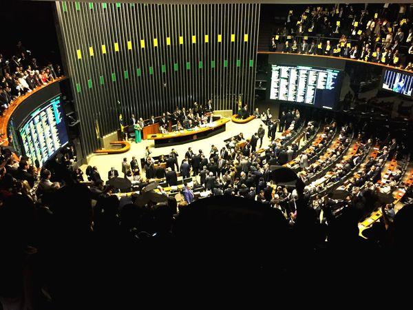 People Together Brasília Congresso Nacional