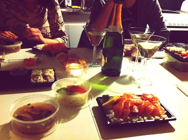Paris Sushi Time Retrouvailles Friends Issy Les Moulineaux My Simple Life Lesphotosdesarah