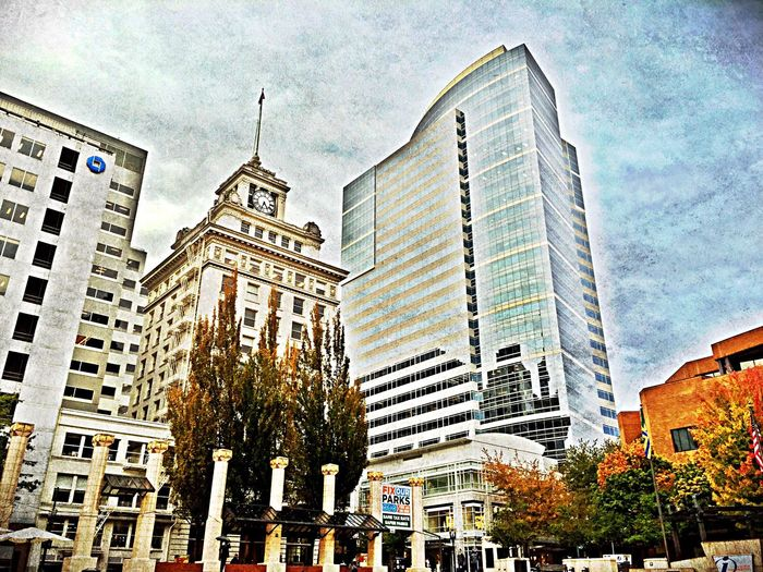 From Pioneer Square Pdx