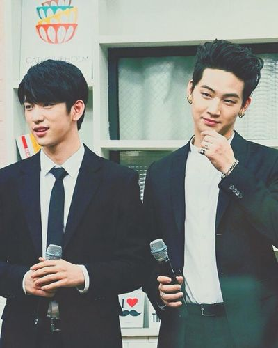 First Eyeem Photo JJP JB 💜 JINYOUNG Byoung