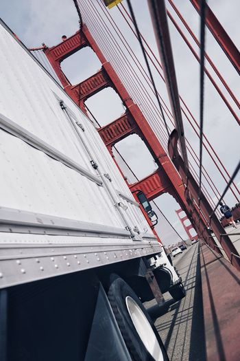 San Francisco Golden Gate Bridge USA California Swinginginaplumtree Professional San Francisco Golden Gate Bridge In Background Golden Gate Bridge, San Francisco, California Golden Gate Park California Golden Gate Bridge Is Red Perfect Picture Professionalphotography Architecture No People Day Built Structure Building Exterior Transportation Nature Outdoors Low Angle View Bridge - Man Made Structure Bridge