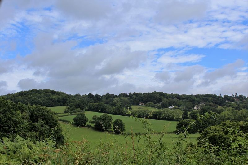 Kent The Garden Of England Lush Greenery Green Nature Kent England Country Side Countryside Blue Sky