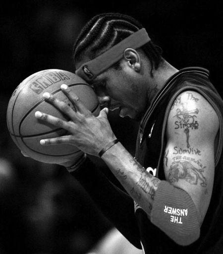 Iverson Basketball