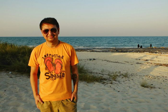 By The Sea Eid Mubarak 2015 Holiday That's Me Enjoying Life KSA