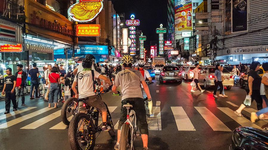 fatbike Cycling Transportation Road Lifestyles