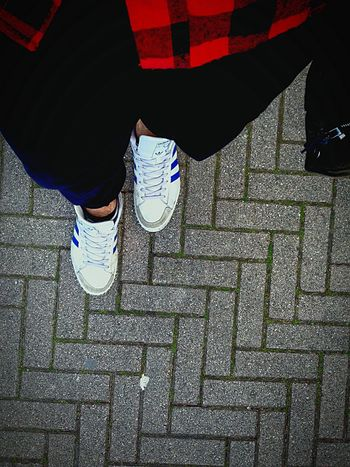 My Adidas Hello World That's Me Enjoying Life