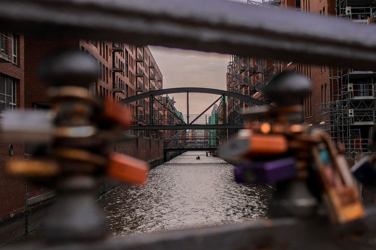 Hamburg, a bridge city