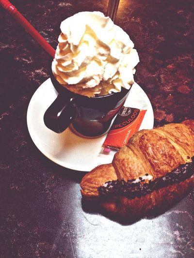 Relaxing Hot Chocolate