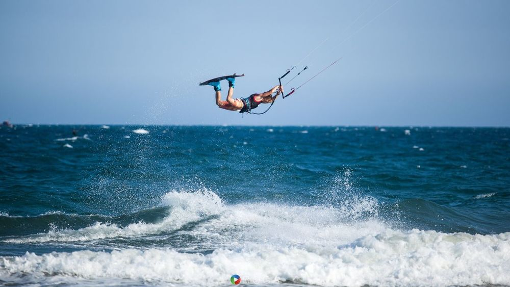 up and over Blue Wave Vietnam Muine Phan Thiet Kitesurfing Kite Sea And Sky Market Reviewers' Top Picks PeopleOfTheOceans