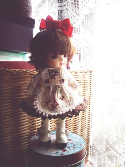 Doll Cute Samsung Fairytale  Riding Hood Annabelle ^^ Bjd Ball Joint Doll