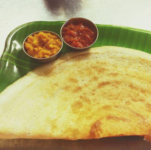 curry@岡山ミレンガ マサラドーサ ドーサ Food Curry India Meal インドカレー カレー 南インドカレー