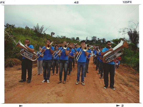 Desfile km165